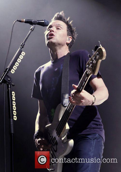 Mark Hoppus, Blink 182 and Liverpool Echo Arena 9
