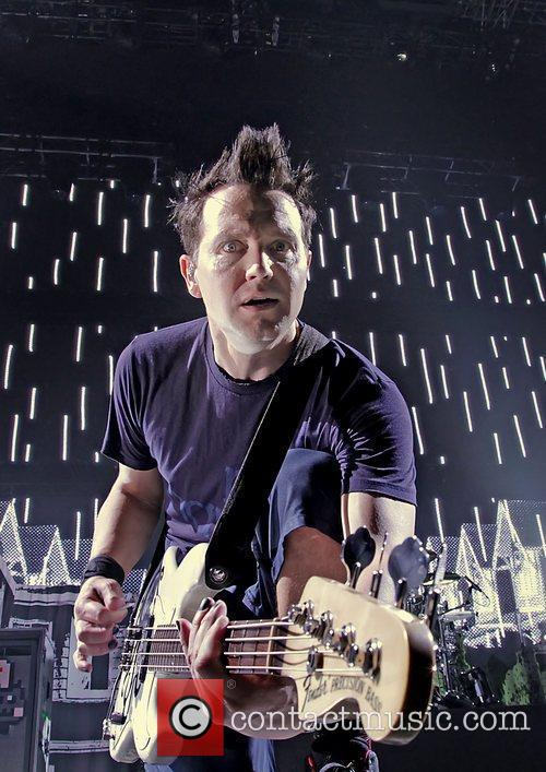 Mark Hoppus, Blink 182 and Liverpool Echo Arena 11