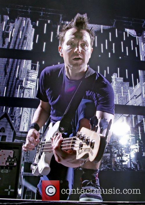 Mark Hoppus, Blink 182 and Liverpool Echo Arena 12
