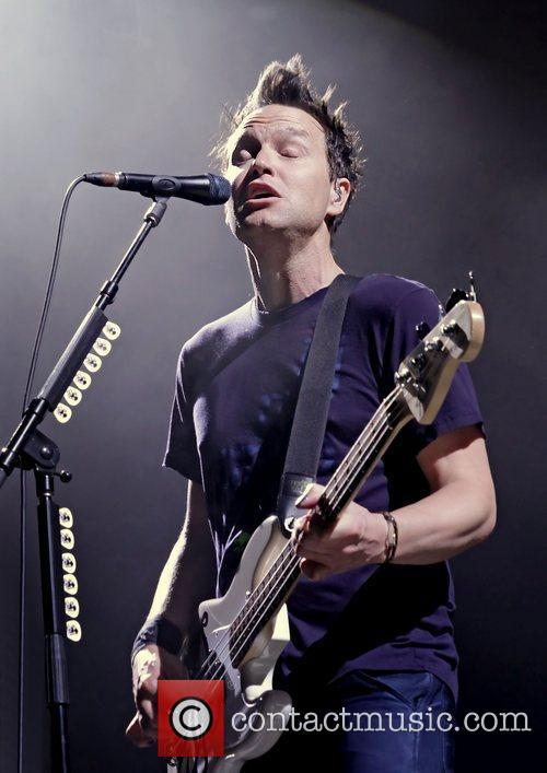 Mark Hoppus, Blink 182 and Liverpool Echo Arena 14