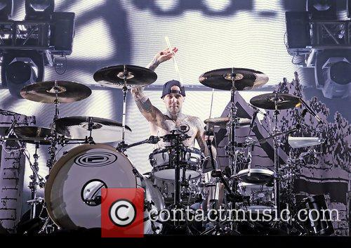 Travis Barker, Blink 182 and Liverpool Echo Arena 2
