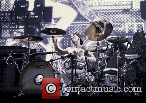 Travis Barker, Blink 182 and Liverpool Echo Arena 4