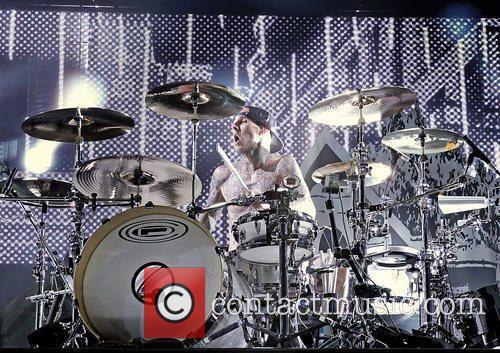 Travis Barker, Blink 182 and Liverpool Echo Arena 1