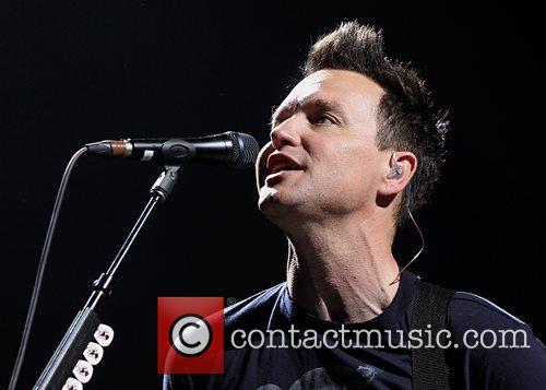 Mark Hoppus, Blink 182, Travis Barker and O2 Arena 14