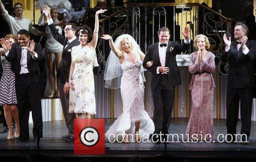 Megan Hilty and Deborah Rush 4