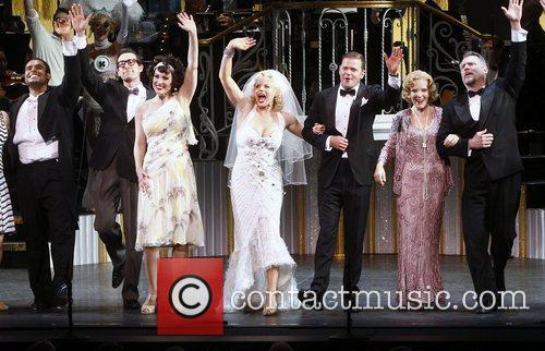 Megan Hilty and Deborah Rush 6