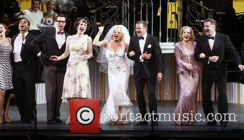Megan Hilty and Deborah Rush 7