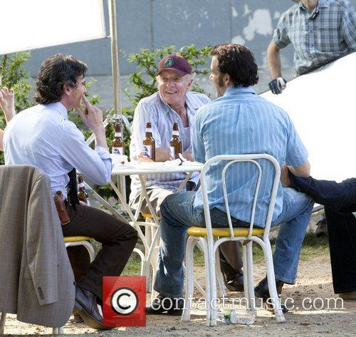 Billy Crudup, Clive Owen and James Caan 2