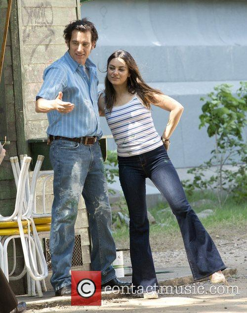 Clive Owen and Mila Kunis 1