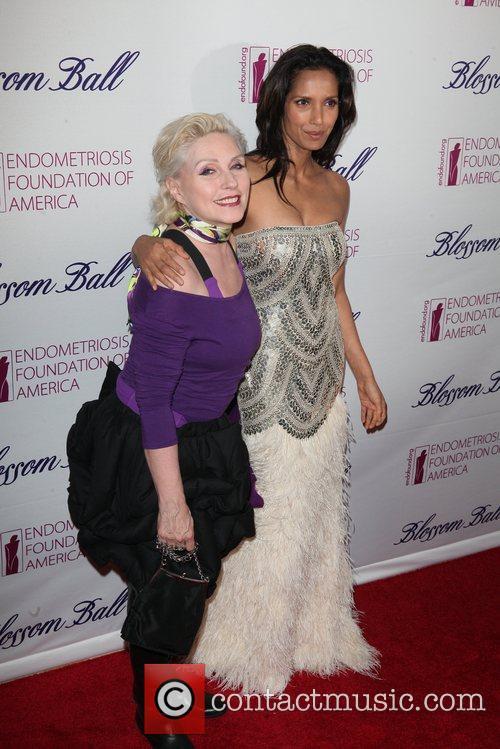 Deborah Harry and Padma Lakshmi 2