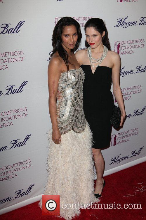 Padma Lakshmi, Lonneke Engel  The Endometriosis Foundation...