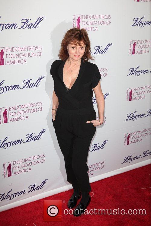 Susan Sarandon The Endometriosis Foundation Hosts the Fourth...