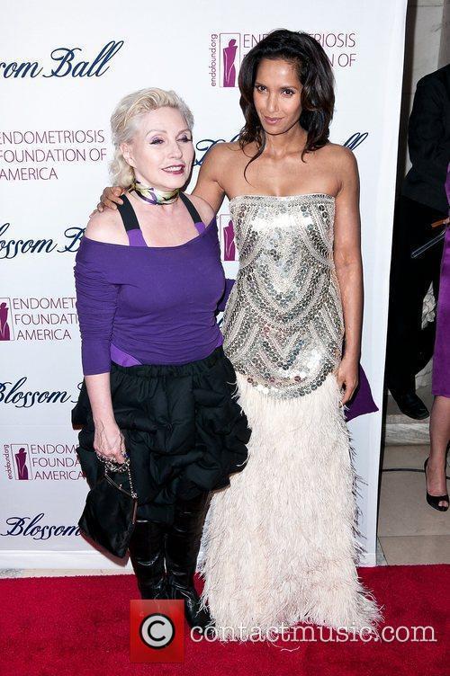 Padma Lakshmi, Debbie Harry  Endometriosis Foundation Of...