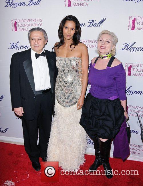 Tamer Seckin, Padma Lakshmi, Debbie Harry  Endometriosis...