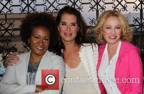 Wanda Sykes, Brooke Shields and Virginia Madsen 3