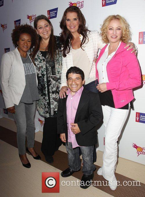 Wanda Sykes, Brooke Shields, Camryn Manheim, Mark Povinelli and Virginia Madsen 6