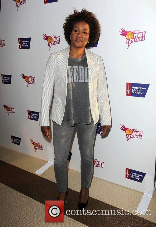 Wanda Sykes The cast of 'Hot Flashes' and...