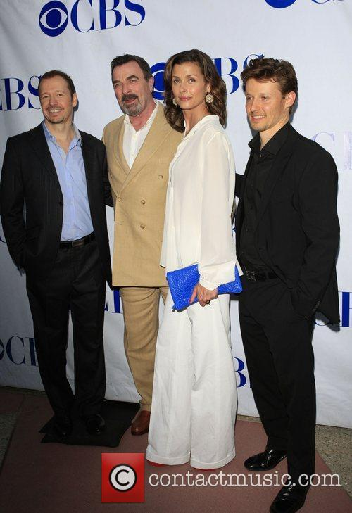 Donnie Wahlberg, Bridget Moynahan, Tom Selleck and Will Estes 1