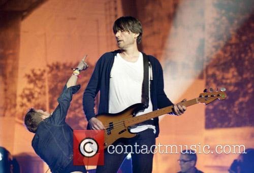 Blur, Hyde Park, London, England, August, Photograph and Nick Pickles 1