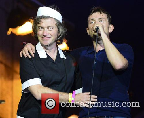 Blur and Harry Enfield 2