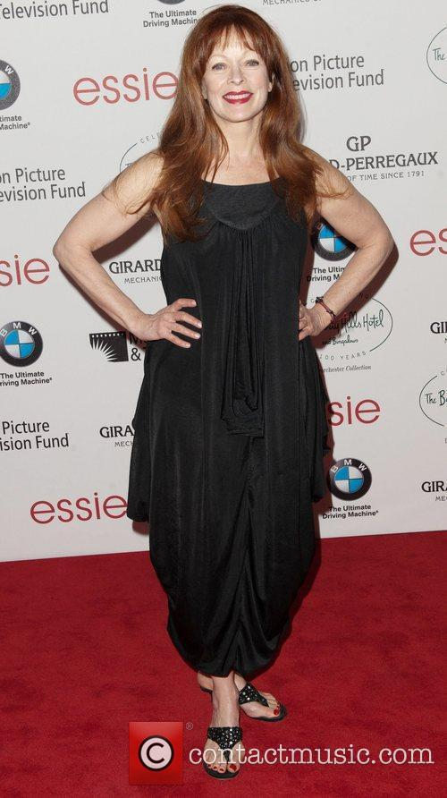 Frances Fisher BMW Beverly Hills Hotel Event at...