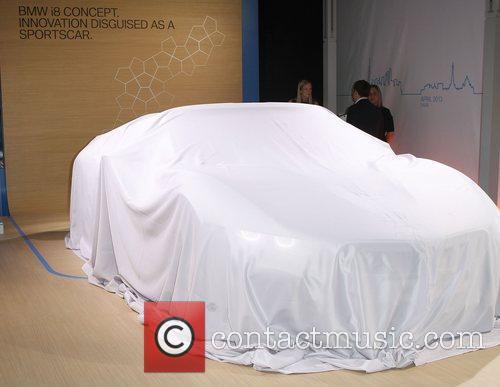BMW i 'Born Electric' World Tour Opening Night...