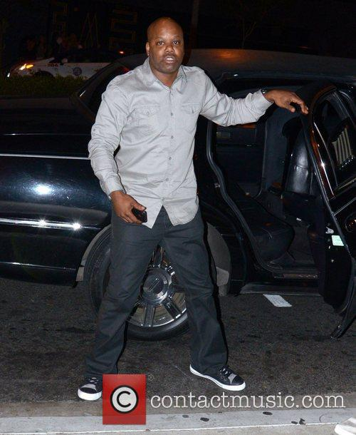 Rapper Too Short arrives at BOA Steakhouse Los...