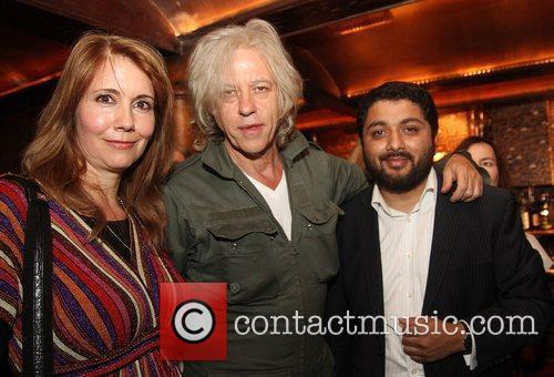 Bob Geldof and Mtv 2