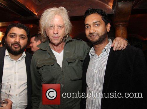 Bob Geldof and Mtv 3