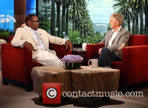 Bobby Brown appears on 'The Ellen DeGeneres Show'...