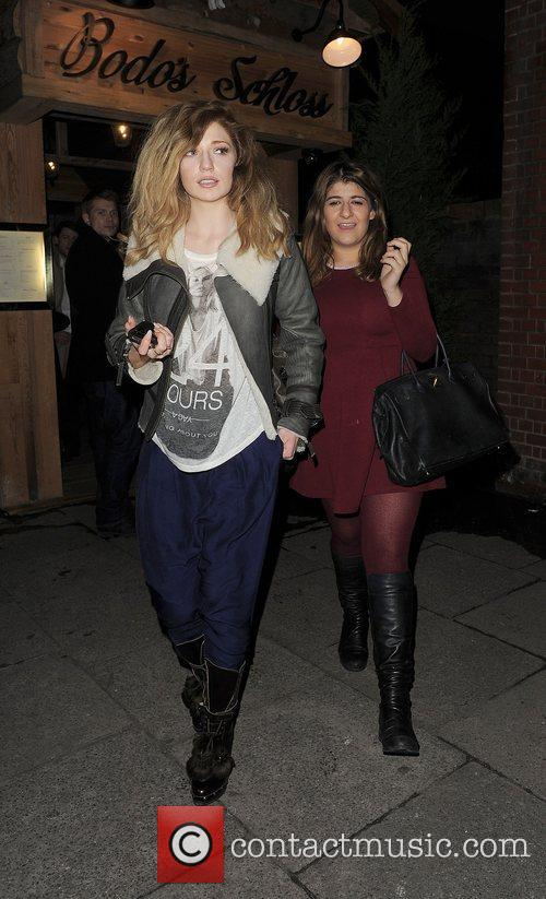 Nicola Roberts, Bodos Schloss and Kensington 20