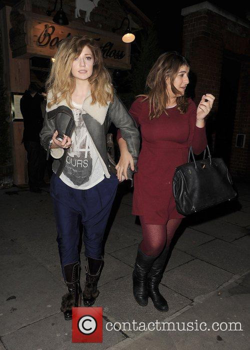 Nicola Roberts, Bodos Schloss and Kensington 24