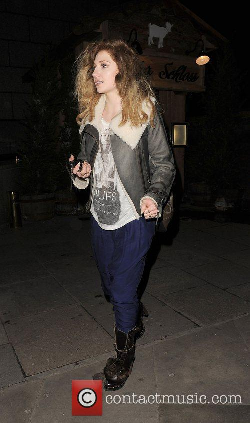 Nicola Roberts, Bodos Schloss and Kensington 17