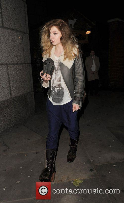Nicola Roberts, Bodos Schloss and Kensington 11