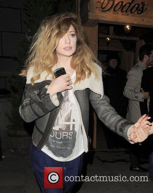 Nicola Roberts, Bodos Schloss and Kensington 6