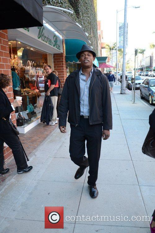 bokeem woodbine out and about in beverly 5767457