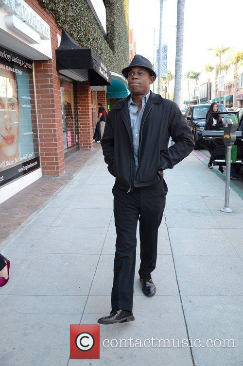 bokeem woodbine out and about in beverly 5767458