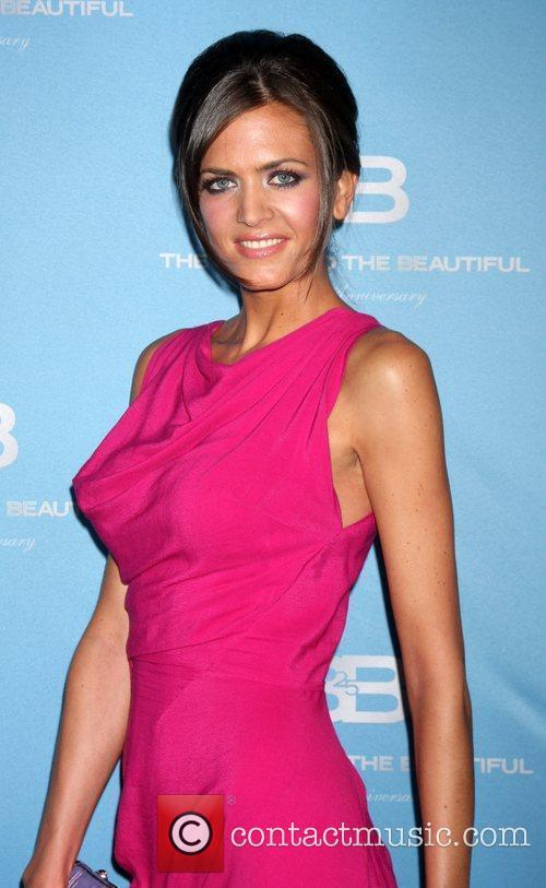 Astrid Bryan 25th Silver Anniversary Party For CBS'...