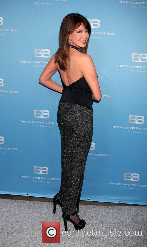 Hunter Tylo 25th Silver Anniversary Party For CBS'...
