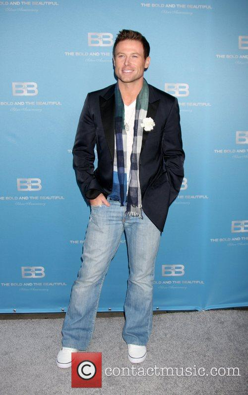 Jacob Young 25th Silver Anniversary Party For CBS'...