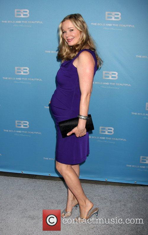 Jennifer Gareis 25th Silver Anniversary Party For CBS'...