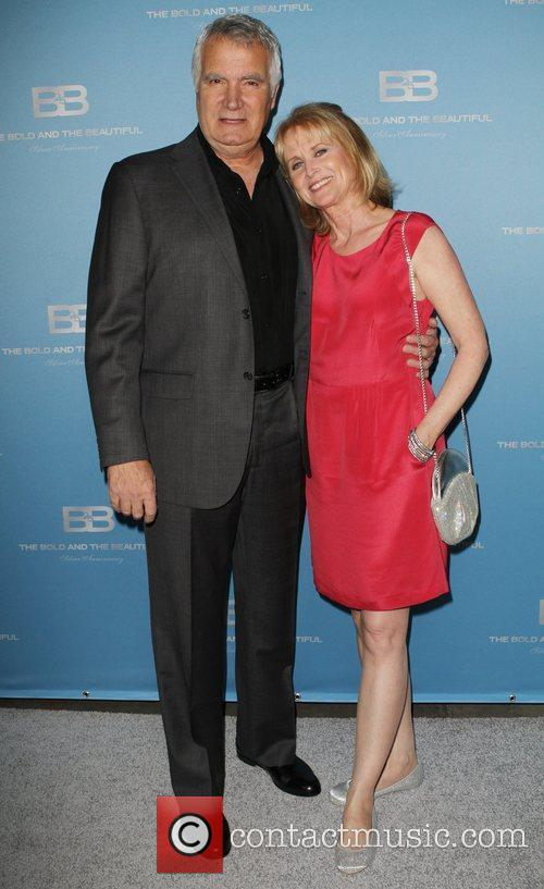 John McCook, Laurette Spang 25th Silver Anniversary Party...