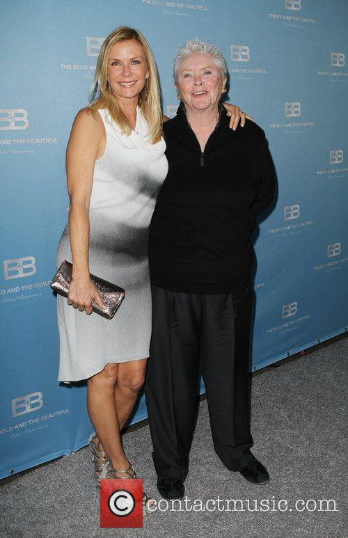 Katherine Kelly Lang and Susan Flannery 1