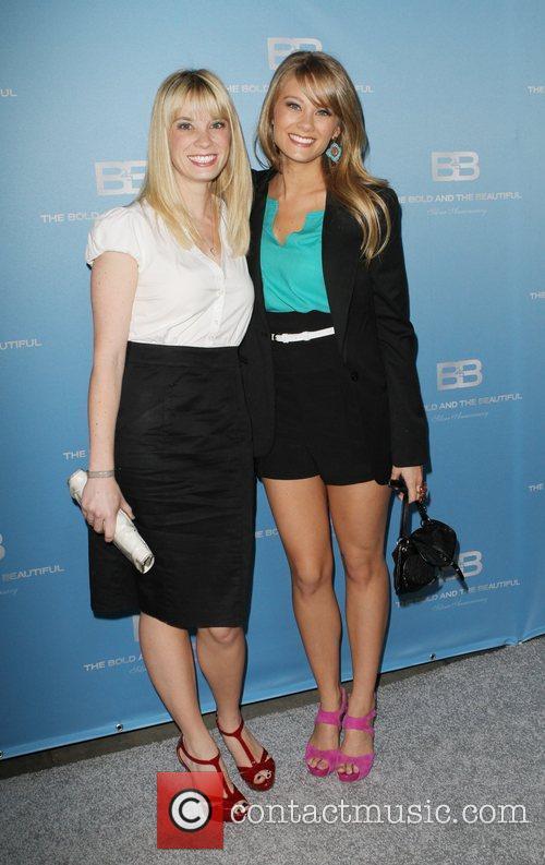 Kim Matula and sister Katherine 25th Silver Anniversary...