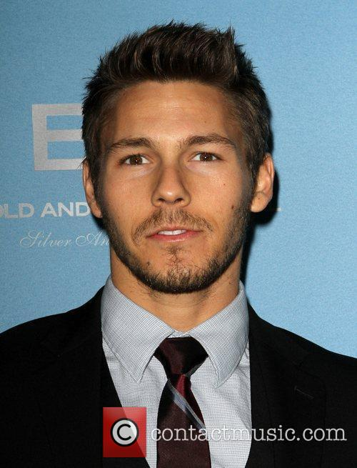 Scott Clifton 25th Silver Anniversary Party For CBS'...