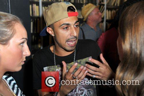 Adam Deacon at the Netflix 'Bollywood Style And...