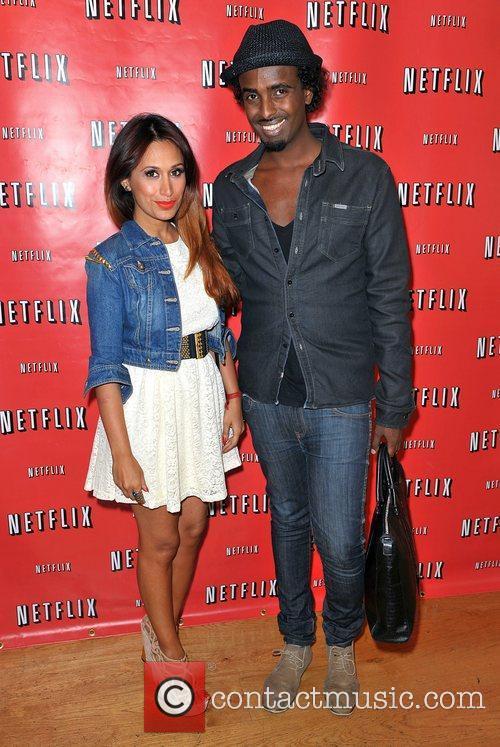 Preeya Kalidas at the Netflix 'Bollywood Style And...