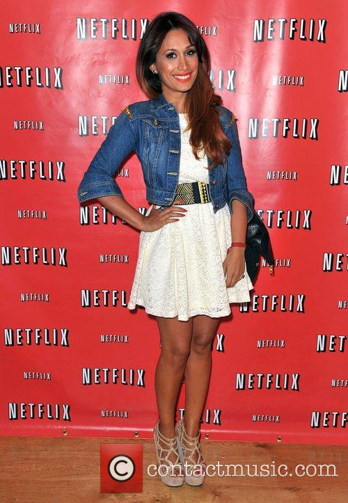 At the Netflix 'Bollywood Style And Cinema' Party...