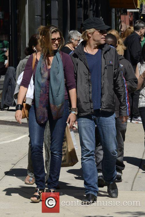 Jon Bon Jovi, Dorothea Hurley and Soho 6