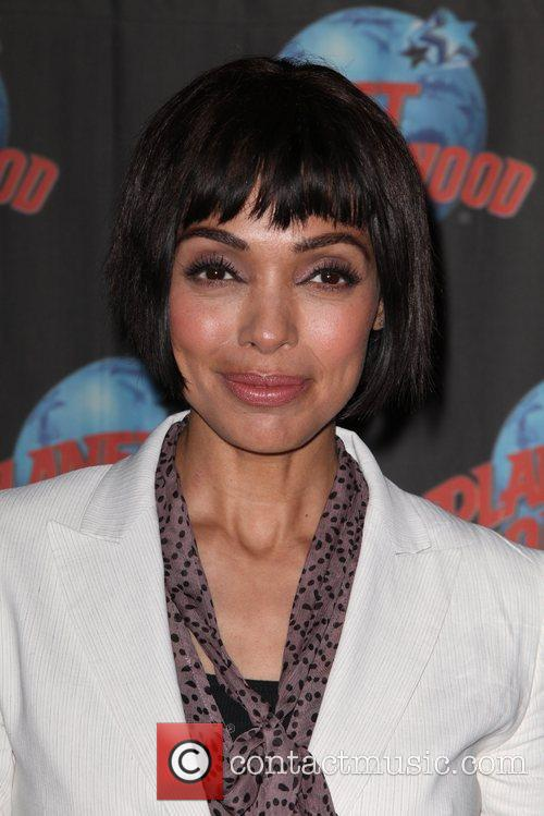 Tamara Taylor and Planet Hollywood 2